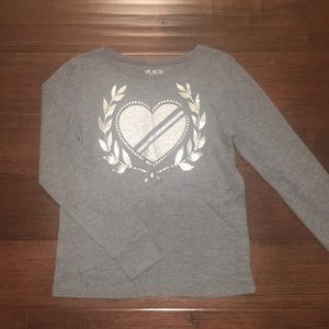Children's place long sleeve top